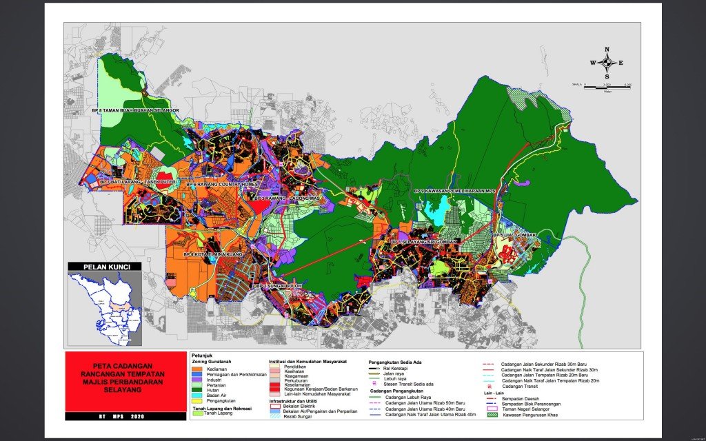zoning plan